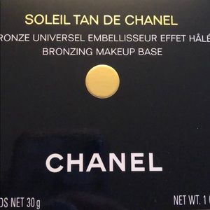 Chanel Soleil Tan De Chanel bronze universal NWT